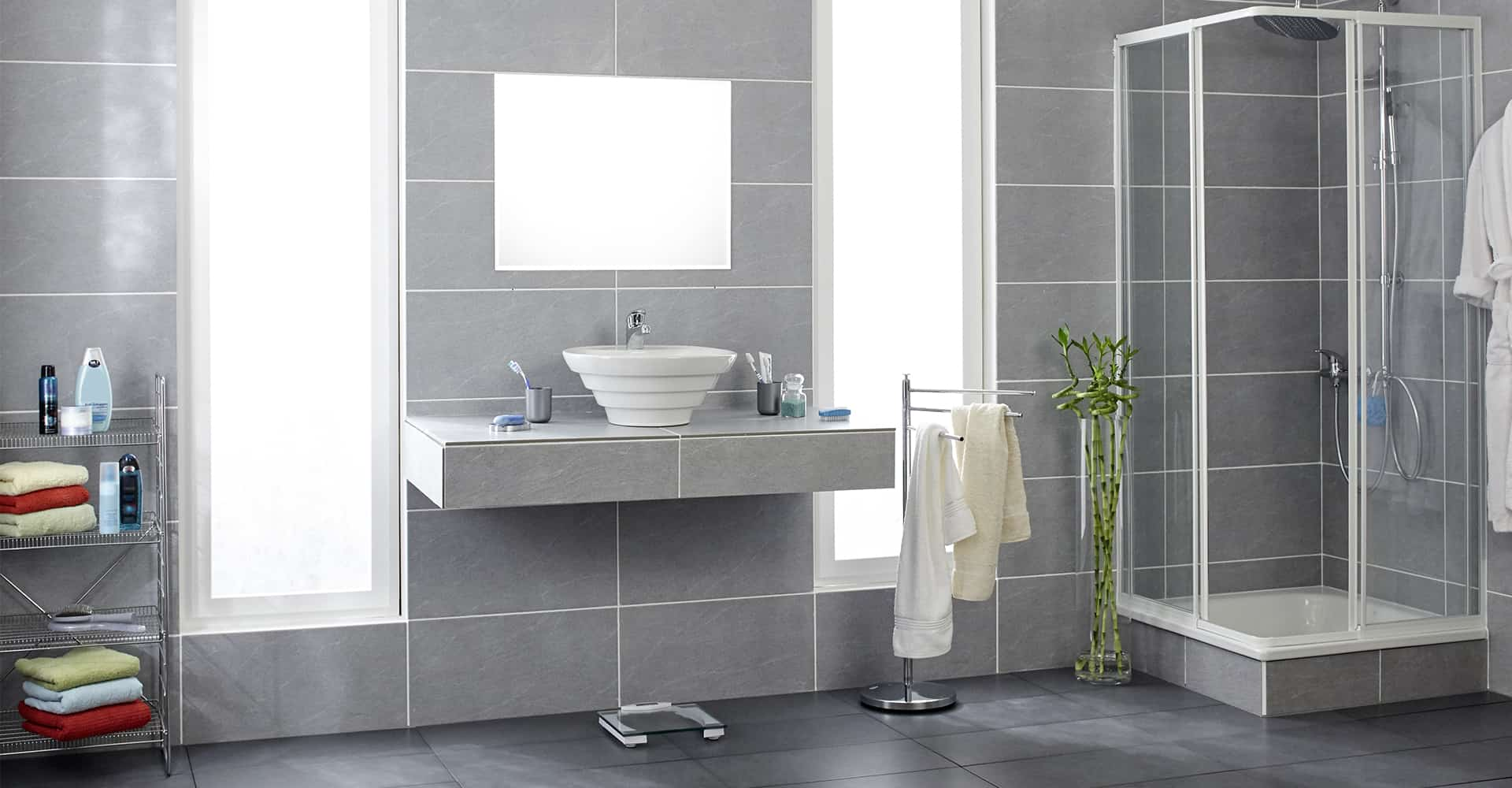 How to Clean Bathroom Tiles - spruceup.co.uk