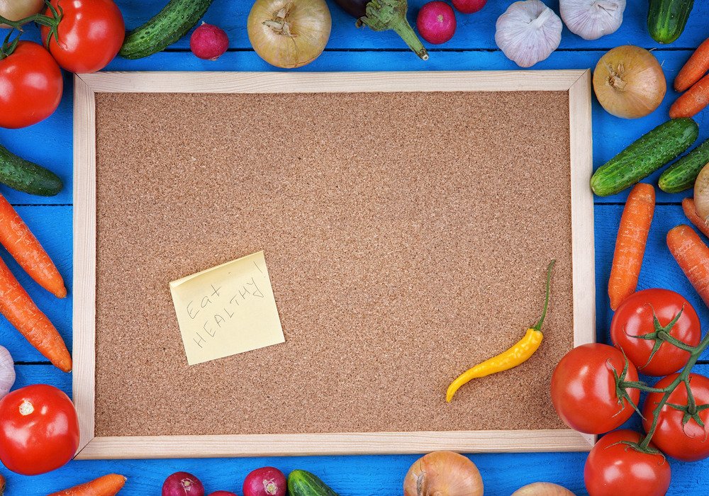 kitchen-cork-board