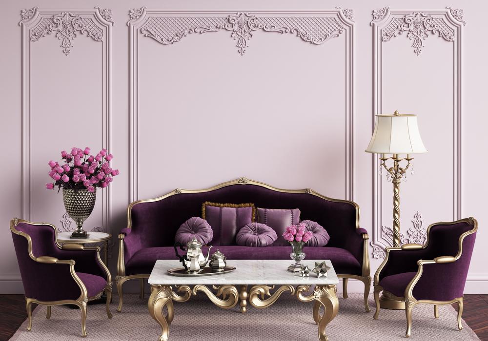 violet-room-color