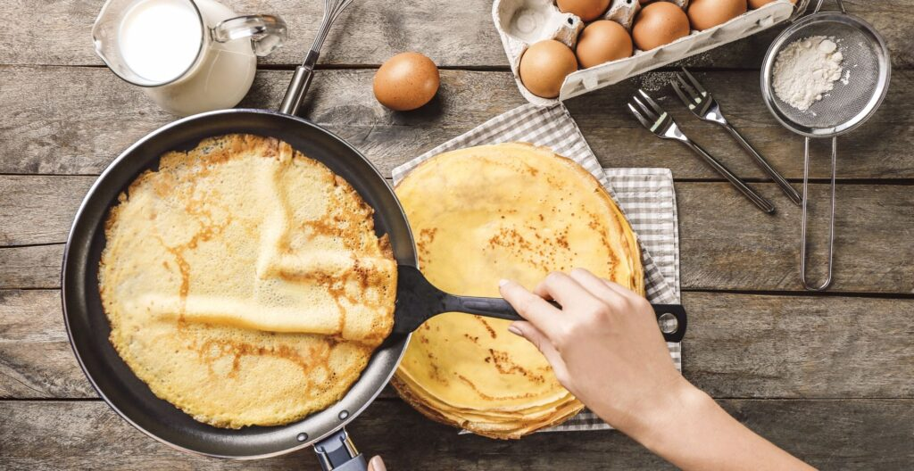 best-pan-for-pancake