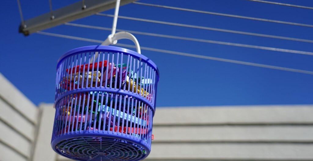 best-clothes-peg-basket
