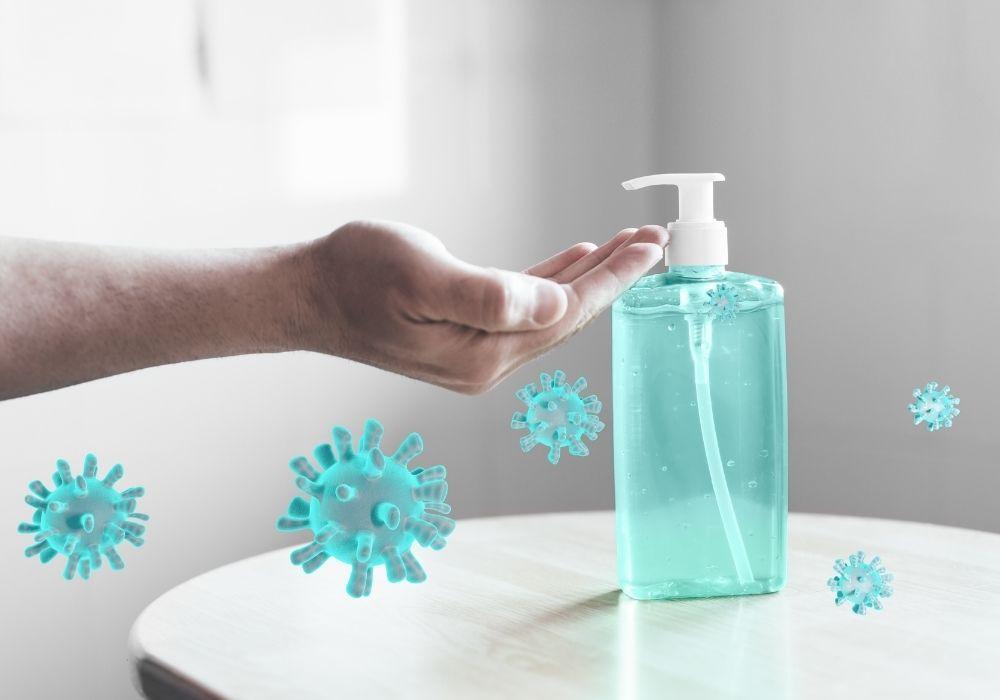 homemade-hand-sanitizer-against-virus