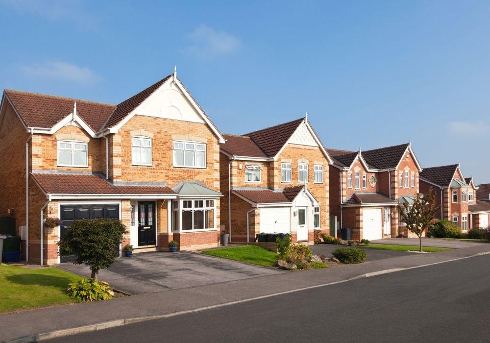 row-of-houses
