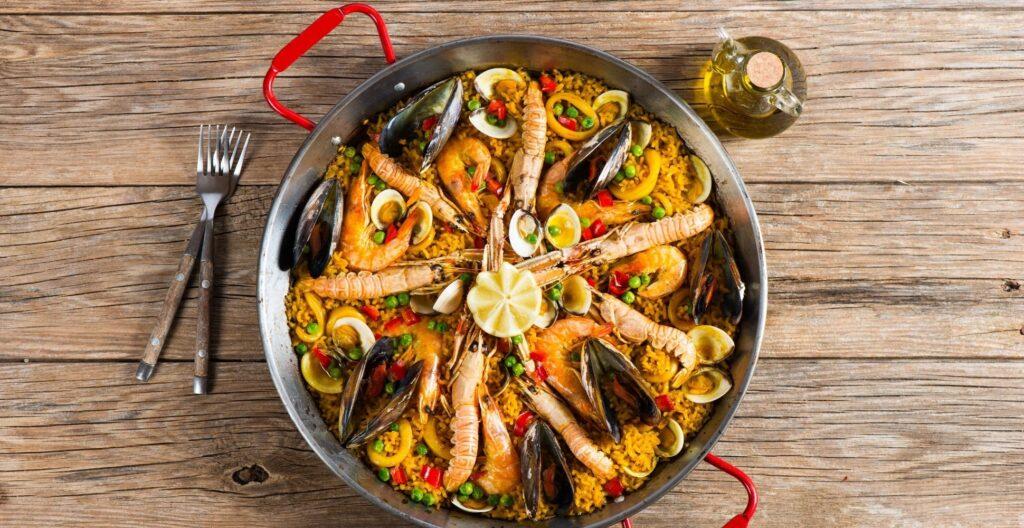 best-paella-pan