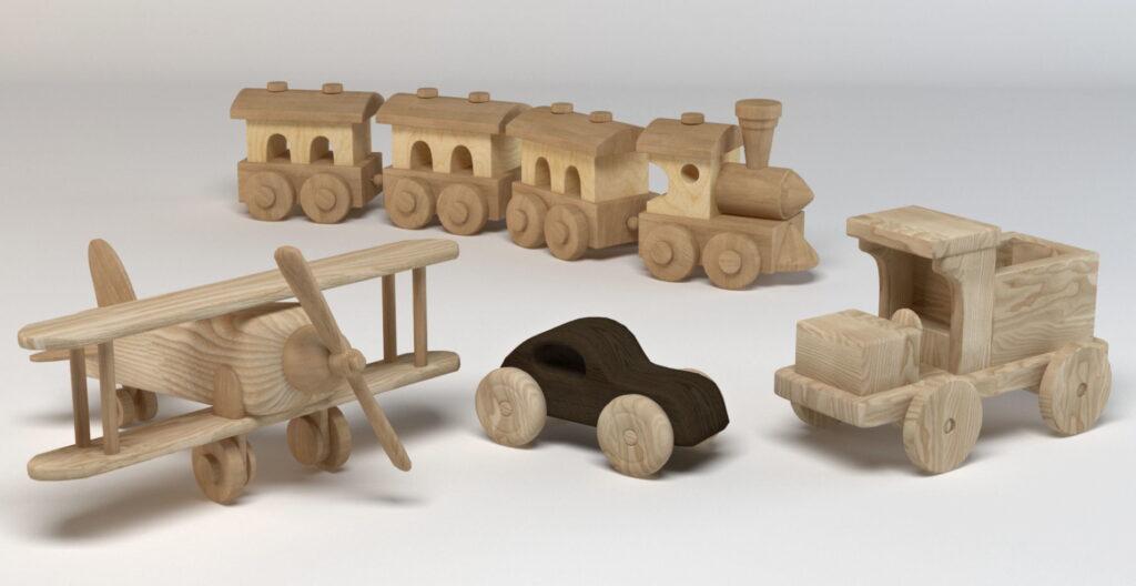 Popular Wooden Toys