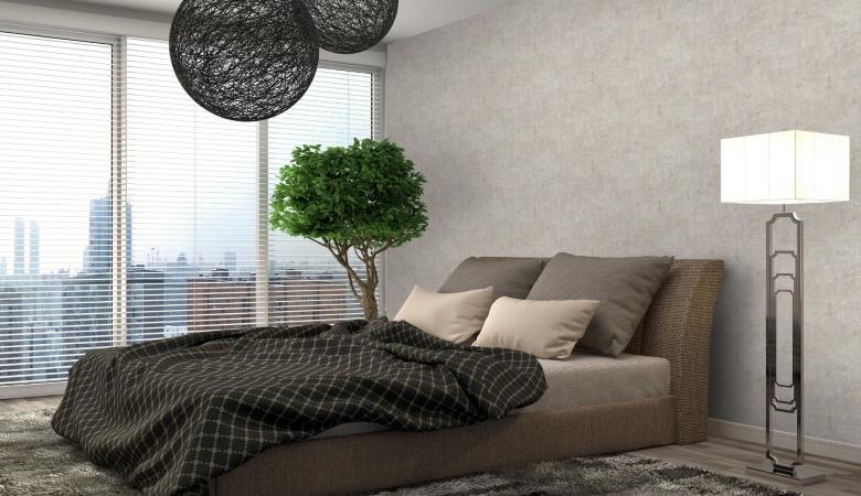Bedroom Floor Lamp