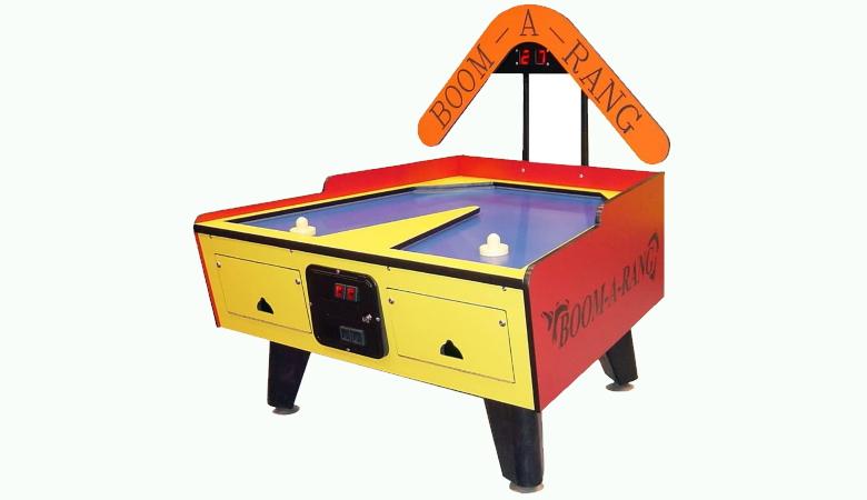 Boomerang Air Hockey Table