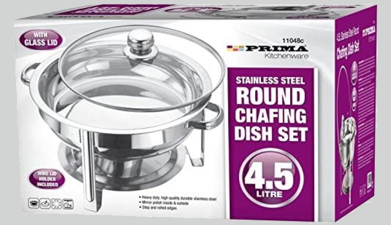 Chafing Dish Set Prima