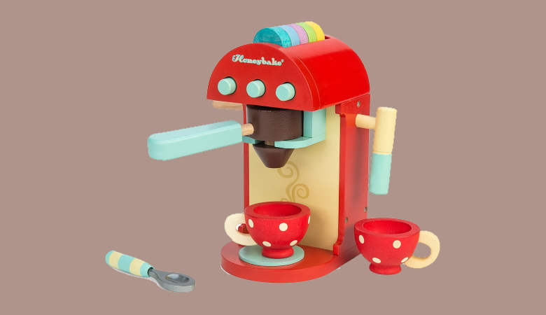 Coffee Maker Toy