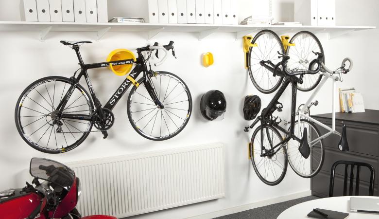 Cycloc Solo Indoor Wall Mounting Bike Storage