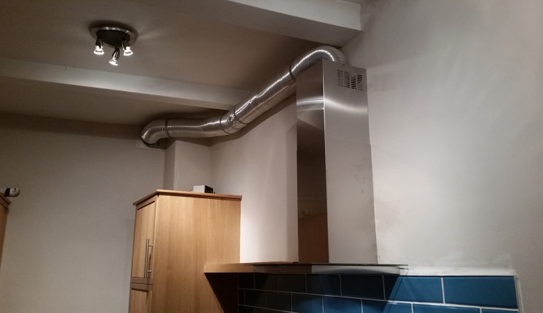 Ducted Extractor Fan