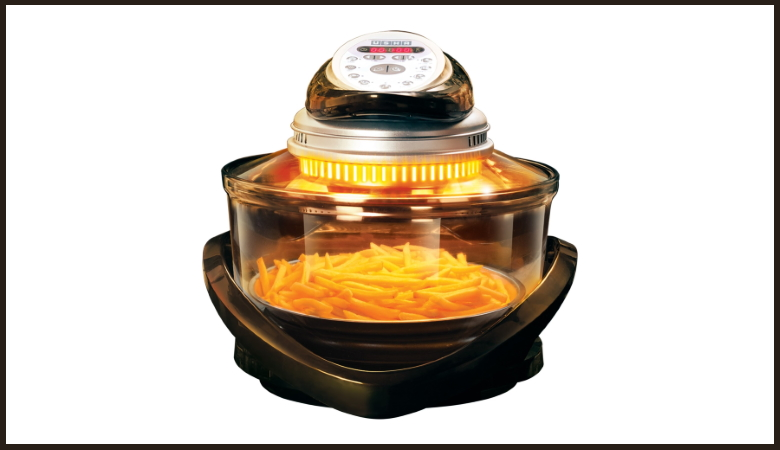 Halogen Oven Chips With Less Fat