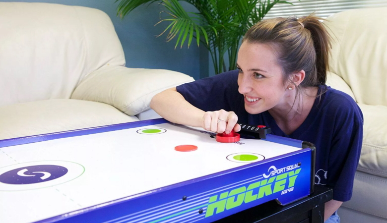 How Much Space For Air Hockey Table