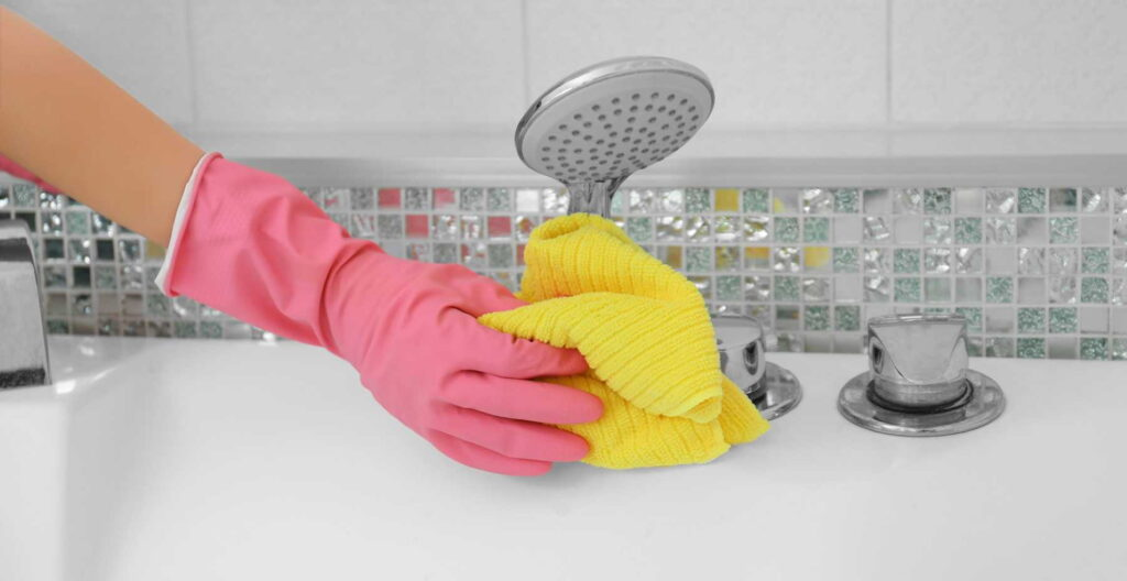 How To Clean A Bathroom - The Ultimate Guide