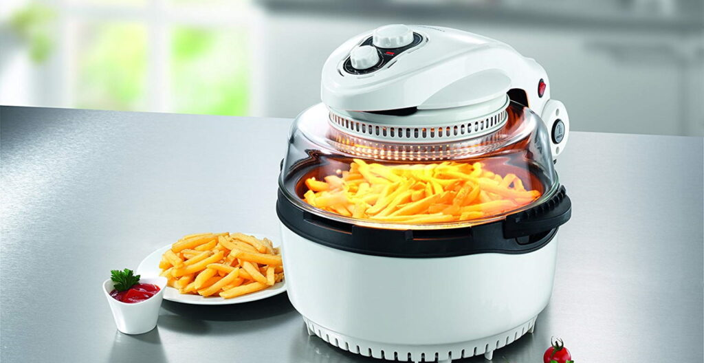 How To Make Perfect Halogen Oven Chips?