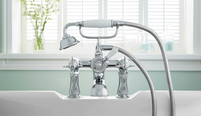 How a Shower Mixer Tap Works