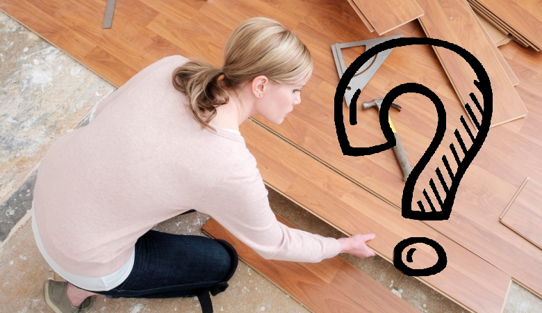 Lay Laminate Flooring Questions