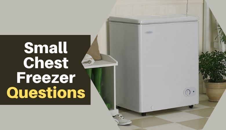 Small Chest Freezer Questions