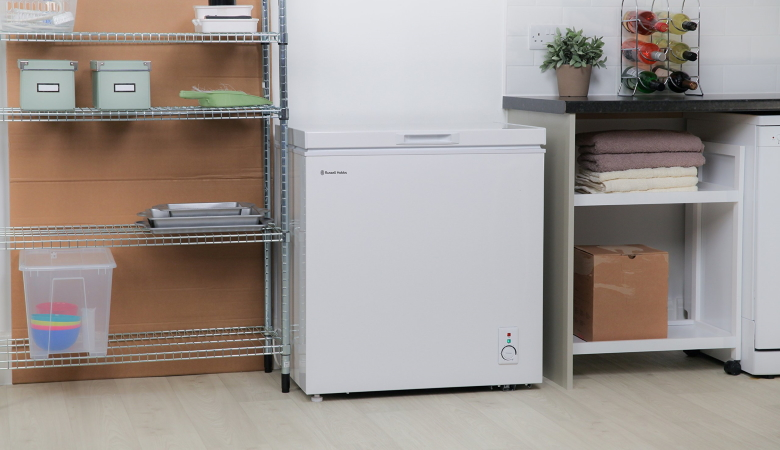 Small Chest Freezer Russell Hobbs