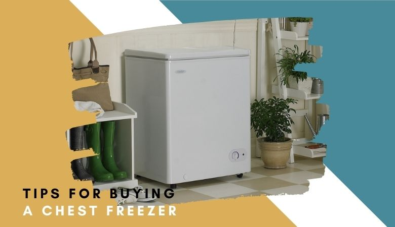Tips For Buying A Chest Freezer