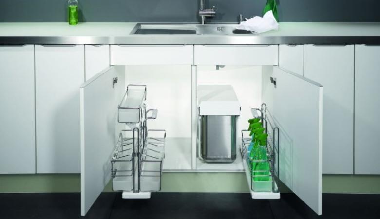 Under-Sink Kitchen Organizer