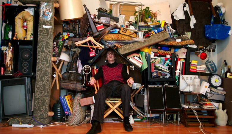 Untidy or Hoarder