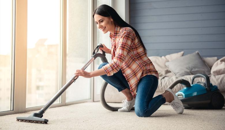 Vacuum Your Home