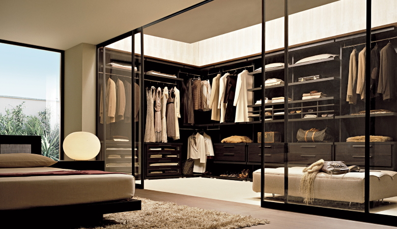 Walk-In Wardrobe Design Inspiration