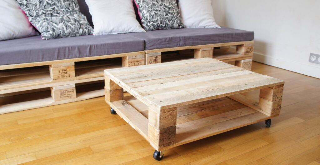 Upcycling Pallets