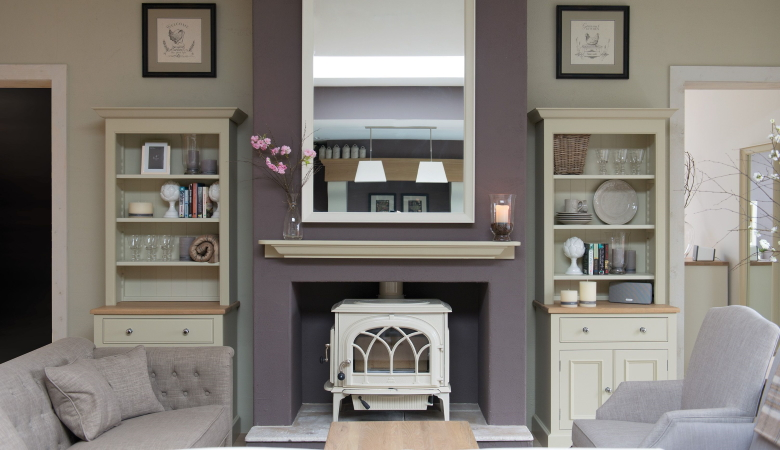 Chimney Breast Accent Colour