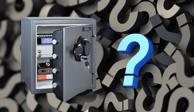 Fireproof Safe Questions