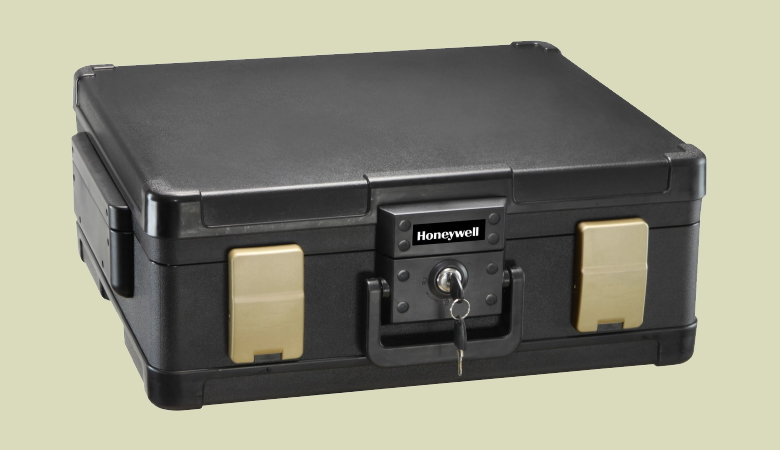 Honeywell One Hour Fireproof and Waterproof Chest