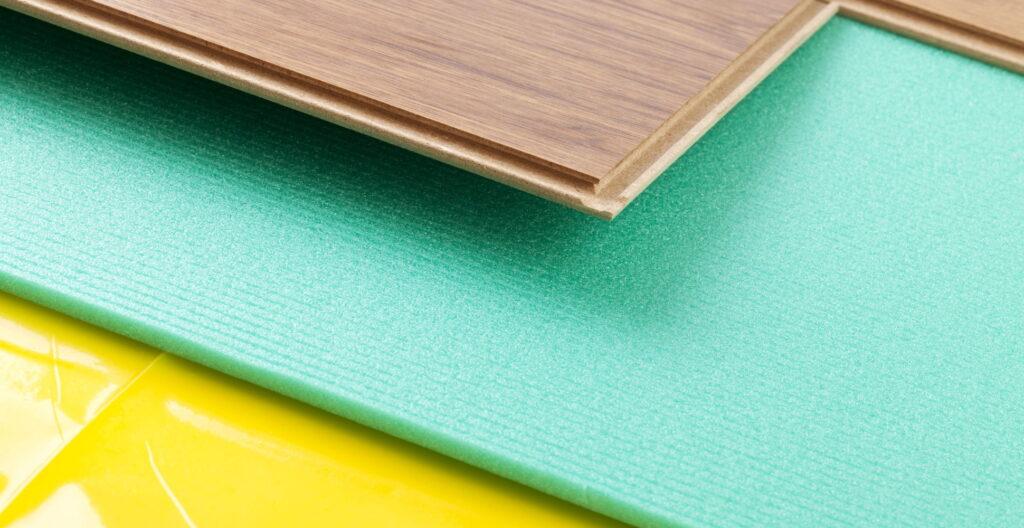 Laminate Floor Underlay
