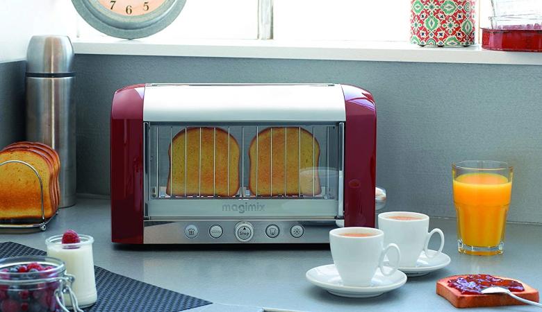 Magimix See-Through Toaster