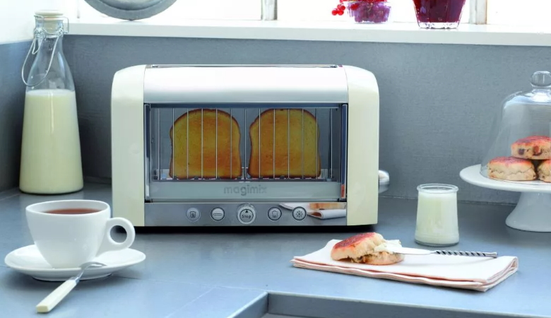See-Through Toaster Magimix