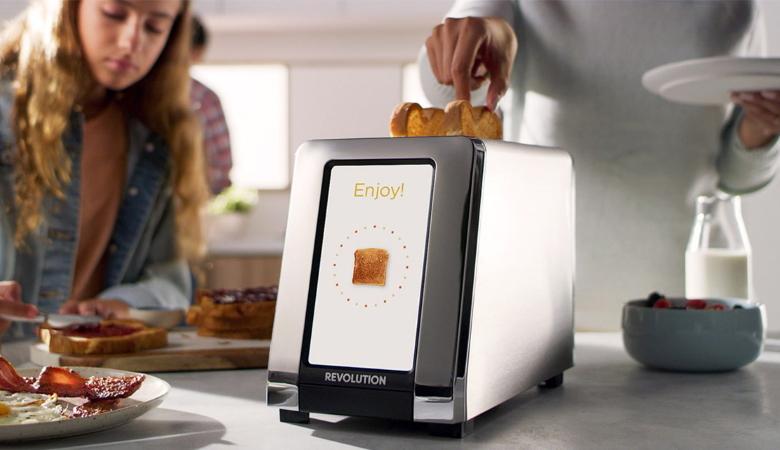 Smart Toaster Benefits