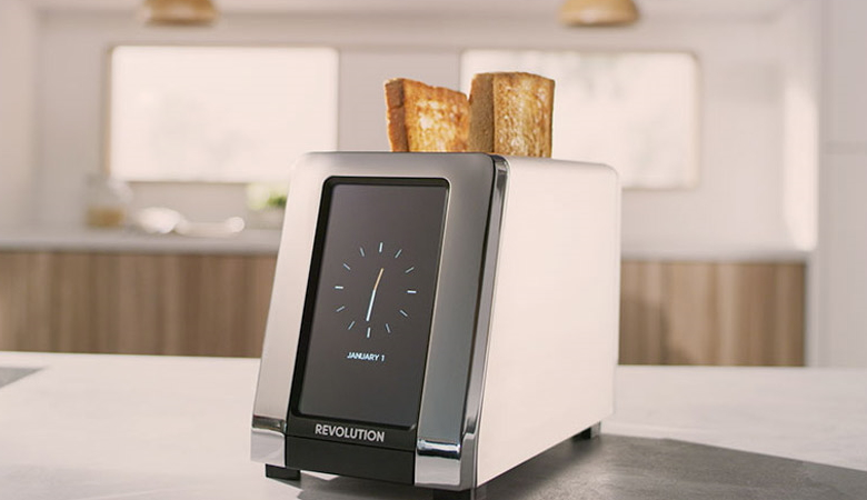Smart Toaster Watch