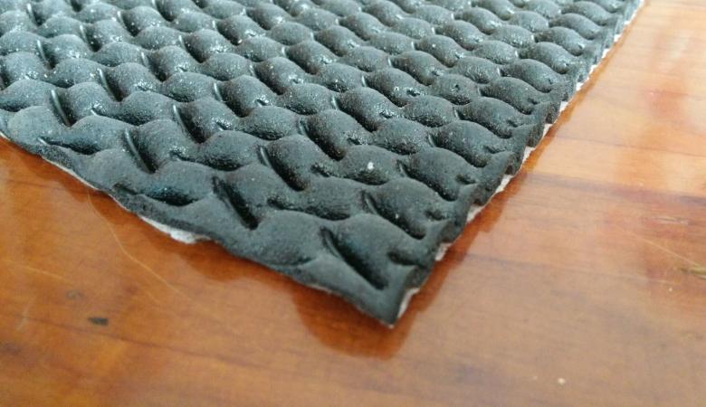 Sponge Rubber Carpet Underlay