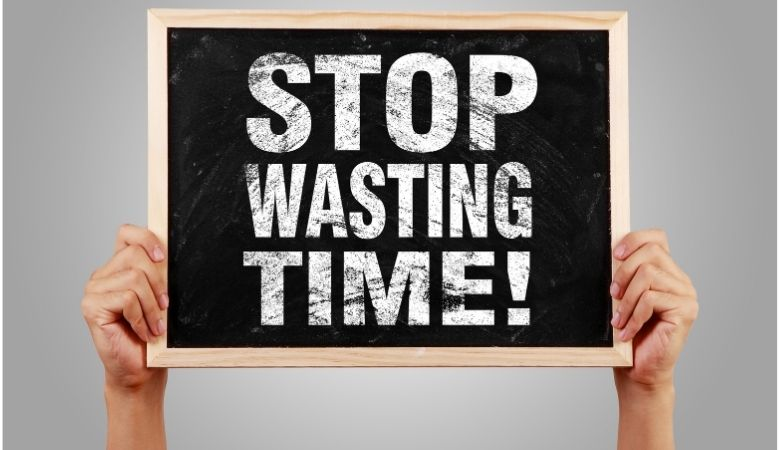 Stop Waste Your Time