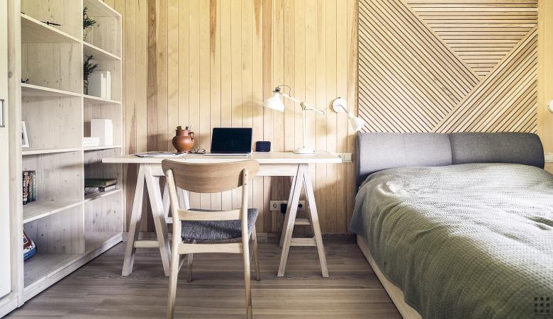 Summer House Interior