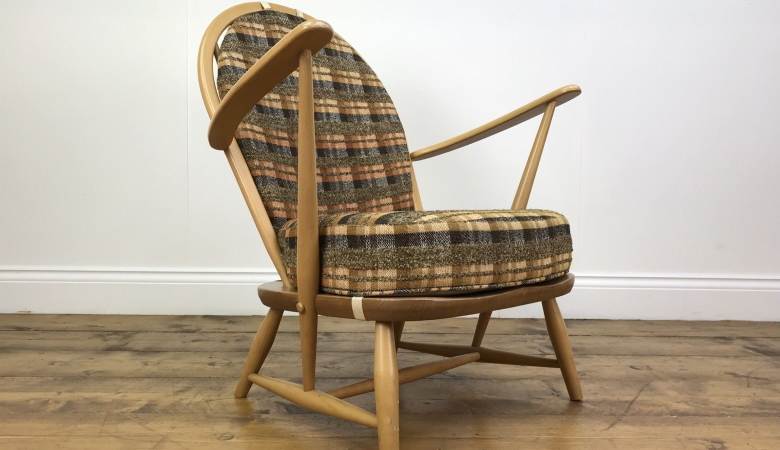 Upcycled Armchair