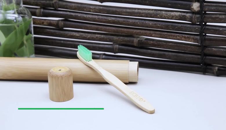 Bio Bamboo Toothbrush