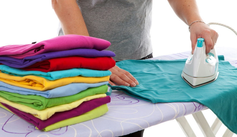 General Tips For Ironing Clothes