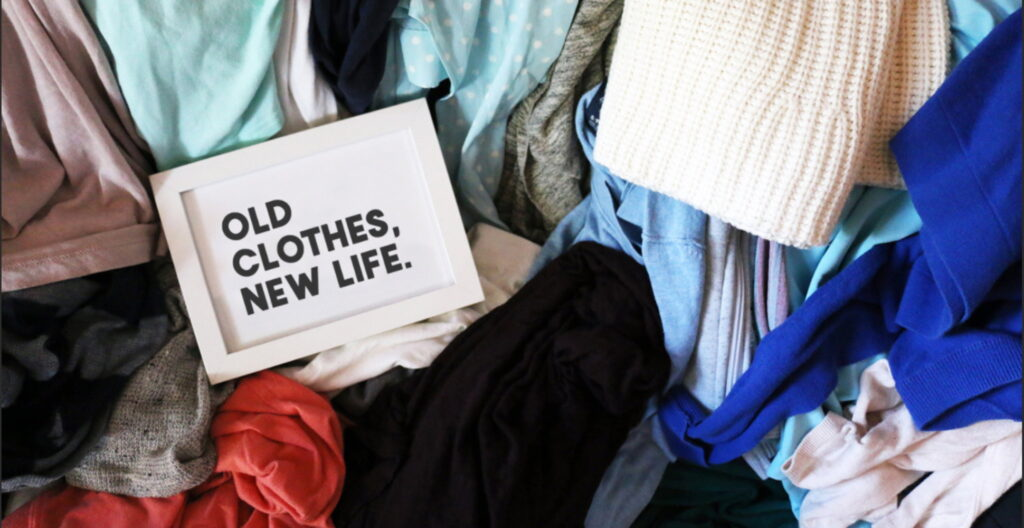 How Should You Recycle Your Clothes