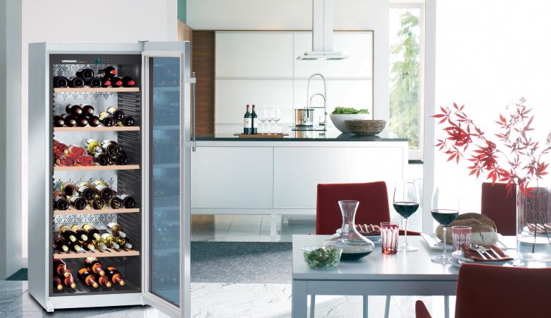 Kitchen Wine Fridge