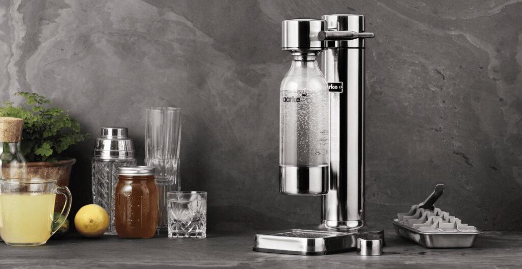 Water Carbonizator
