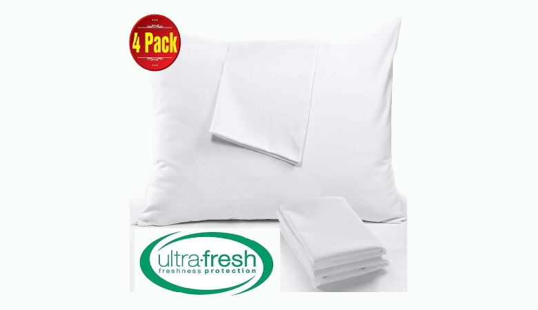Niagara Sleep Solution Bamboo Pillow Protectors