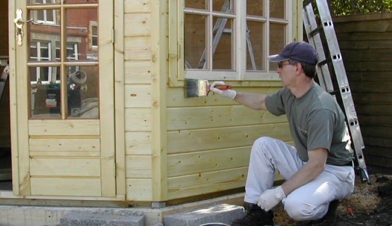 Painting Summer House