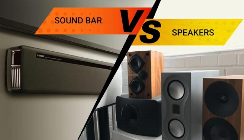 Speakers Vs Soundbar