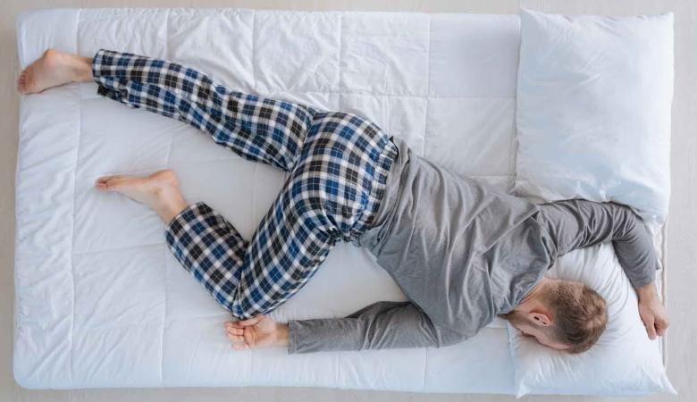 Stomach Sleeping Position